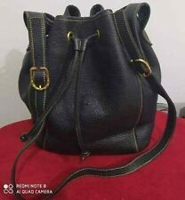 Long Champ  Bucket Bag Leather