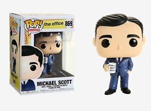Funko Pop Television: The Office - Michael Scott Vinyl Figure #34900