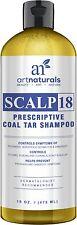 Art Naturals Scalp18 Coal Tar Therapeutic Anti Dandruff Shampoo 473ml
