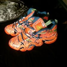 mens crazy eights confetti shoes size 10.5