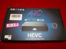 Ott TV Box Kodi 4X CPU Cortex-A9 8X GPU Mali-450               570