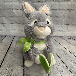 Sound N Light Talking Storytelling PETER RABBIT Bunny Plush Easter Animatronic