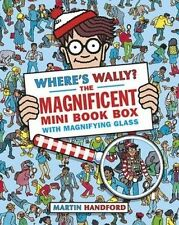 Where's Wally? The Magnificent Mini Book Box by Martin Handford (Mixed media product, 2014)
