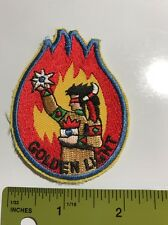Golden Light Boy Scout Scouting Patch (patch10020)