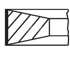 MAHLE ORIGINAL Piston Ring Kit 007 RS 00106 0N0