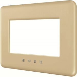SMEG L30FABECR RETRO WALL MOUNTED ELECTRIC FIRE FRONT FRAME CREAM (SL30.4)
