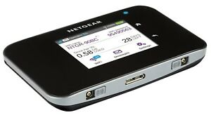 Netgear AirCard 810S Mobile Hotspot 3G/4G LTE 600 MBit/s WLAN bis 15 Geräte