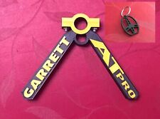 Bipode Detector Metal Garrett At Pro / Max / Gold, Ace, Stand + Regalo Gift Neg