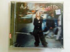 AVRIL LAVIGNE LET GO CD 2005  RARE INDIA INDIAN Orig