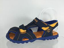 Timberland Big Boys Blue Sandals 6