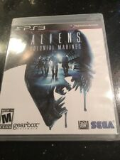 Aliens: Colonial Marines (Sony PlayStation 3, 2013) new sealed ps3 game