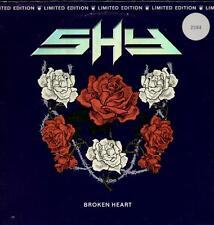 """SHY Broken Heart  12"""" Nwobhm, Ltd Envelope Pack With Inner, 3 Tracks Inc Emergen"""