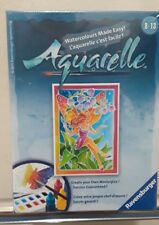 Ravensberger Aquarelle Watercolor Paint Set Fairy Fee 3.5 X 4.75 In #291823 NEW