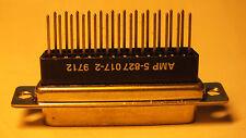 Sub-D-Buchse,  25pol, Female, mit Wire Wrap-Anschluß - 10 Stück
