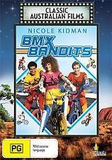 BMX BANDITS (CLASSIC AUSTRALIAN FILMS) DVD   REGION 4 ( NICOLE KIDMAN ) NEW