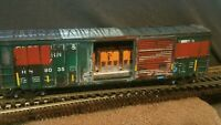HO SCALE BOX CAR ATHERAN ATLAS WALTHERS INTERMOUNTAIN EXACTRAIL LOAD WEATHERED