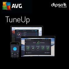 TuneUp Utilities 2019 1 PC 1 Appareil 2 Ans Tune Up 2018 | AVG BE EU