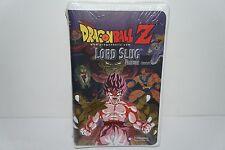 Dragon Ball Z: The Movie - Lord Slug (VHS, 2001, Uncut) Brand New! Clamshell