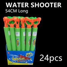 Water Shooter Gun Pistol Pump Summer Party Event Foam Air Outdoor Toy Cannon