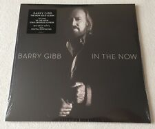 [BEE GEES] BARRY GIBB~IN THE NOW~UK 180g VINYL 2LP SET + DOWNLOAD [NEW & SEALED]