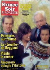 Mag 1983: STEPHANIE CAROLINE DE MÓNACO_Hergé_TINTIN_Fiona gelin_SARGA REGGIANI
