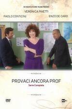 PROVACI ANCORA PROF ! / Veronica Pivetti, Enzo De Caro 2005 / 2017 (Box 17 Dvd)