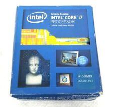 Intel Core i7-5960X 3.0GHz Eight-Core (BX80648I75960X) Processor