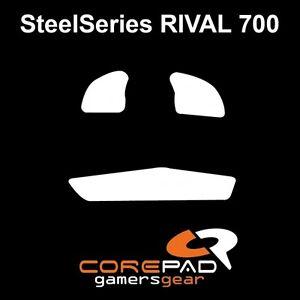 Corepad Skatez SteelSeries Rival 700 Ersatz Teflon® Mausfüße Mausgleiter