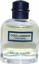 Dolce & Gabbana Pour Homme Mini - Unboxed 0.15 oz EDT Splash