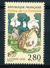 STAMP / TIMBRE FRANCE NEUF N° 2959 ** JEAN DE LA FONTAINE / FABLES