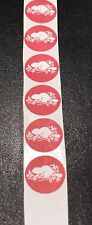 Roots Canada Beaver Clothing Stickers