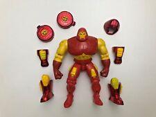 HULKBUSTER action figure IRON-MAN 1995 Toy Biz Marvel Super Heroes