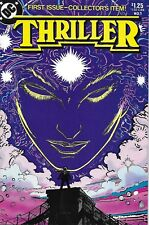Thriller Comic Issue 1 Bronze Age First Print 1983 Robert Loren Fleming Eeden DC