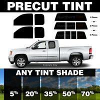 TINTGIANT PRECUT SUN STRIP WINDOW TINT FOR DODGE RAM 2500 STD 03-05
