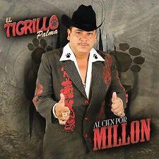 El Tigrillo Al Cien por Million CD USED LIKE NEW