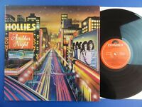 THE HOLLIES ANOTHER NIGHT polydor 75 A1B1 UK 1st pr Lp