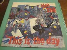 "THE THE THIS IS THE DAY RARE DUTCH 45 7"" 1983 MATT JOHNSON"
