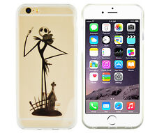 TPU Case für Apple iPhone 6 6S Schutzhülle Tasche Cover Tod Dead Teufel Devil