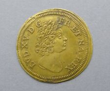 Jeton Louis XV, Conrad Nuremberg. Medaille (Paypal possible)