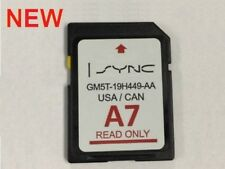 NEW FORD A7 U.S./CANADA SYNC 2016 NAVIGATION SD CARD MAP UPDATE GM5T-19H449-AA