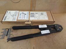 "BOW PEX Outils Superpex 3/4"" Crimping Crimp Tool 560748 15"" Length Black Grip"