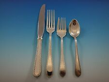 Winslow by Kirk Sterling Silver Flatware Set for 8 Service 37 pieces