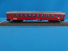 Marklin 4045 DSB Express Coach Red version 4 Tin Plate 1983