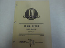 John Deere 6030 Service Repair Shop Manual I&T Technical Book Guide ***