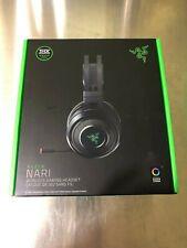 Razer Nari Wireless 7.1 Surround Sound Gaming Headset: THX Audio