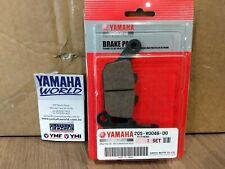 Yamaha Brake Pads rear 20S-W0046-00 FZ6R XJ6N