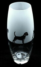 More details for beagle dog gift vase