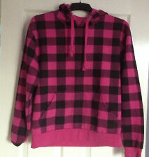 CEDARWOOD STATE MEN'S HOODED TOP  SIZE S  EX COND