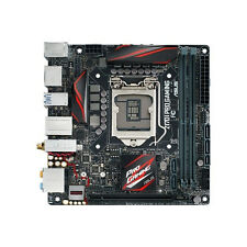 Asus Z170i Pro Gaming - placa base DIMM Ddr4-sdram dual Intel PC UEF #5525