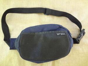 EastSport Navy Blue Hiking Running Travel Fanny Pack Bum Bag